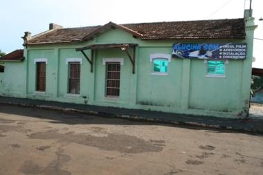 ALL inicia restauração da Estação Ferroviária de Andirá